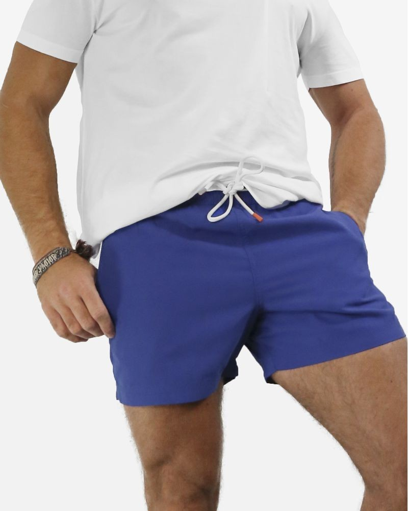 Short de bain bleu Swims