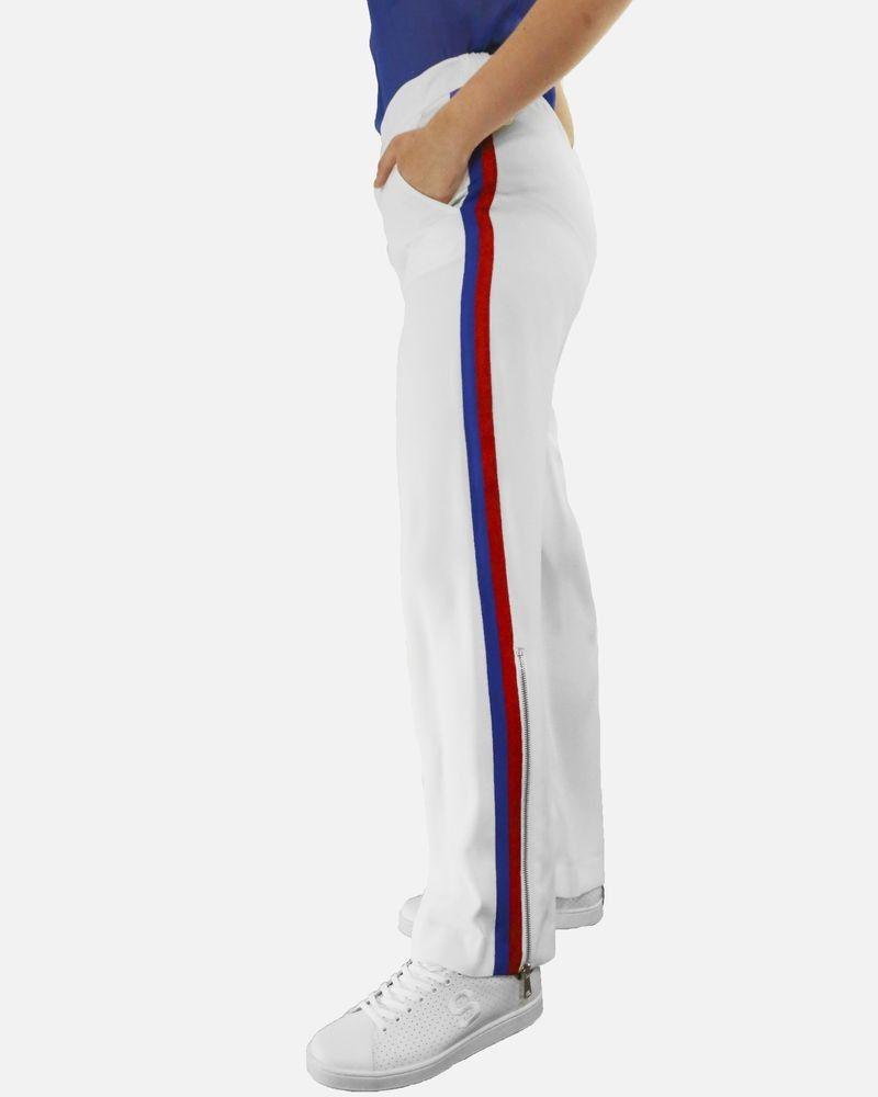 Pantalon blanc Isabelle Blanche