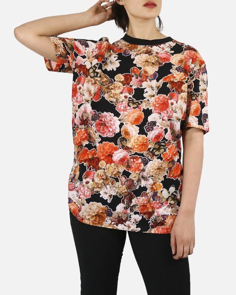 Sweat sans manches à fleurs Givenchy