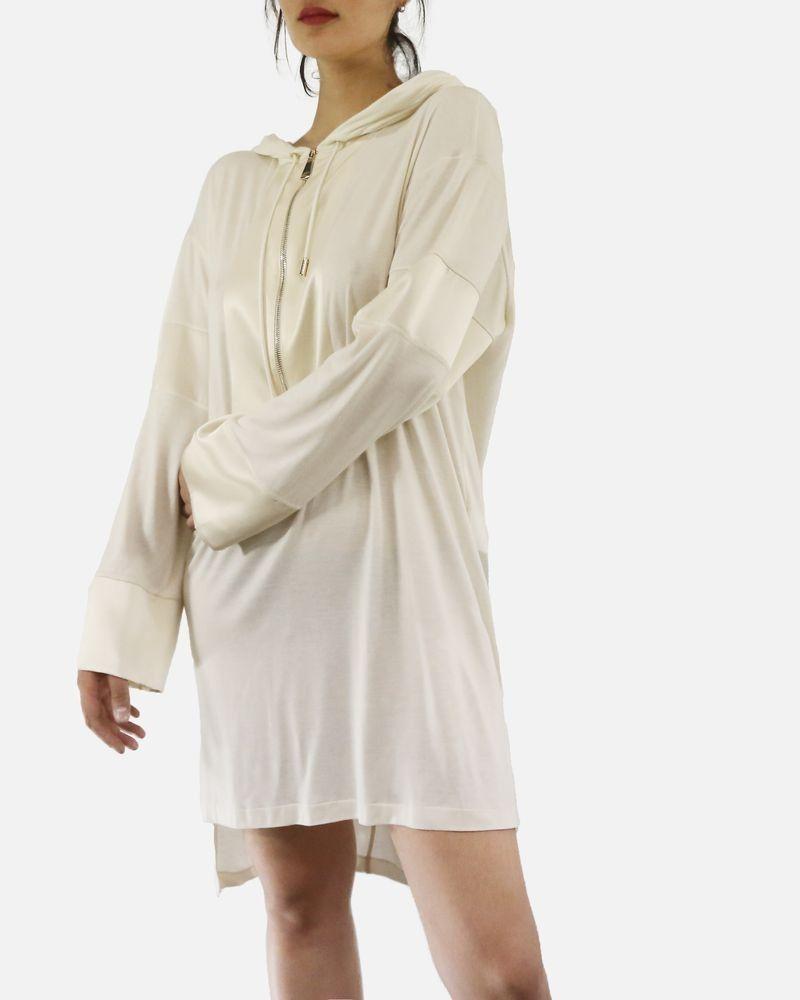 Robe blanc cassé Givenchy