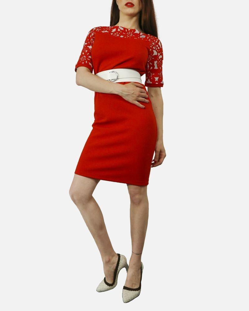 Robe rouge Maria Grazia Severi