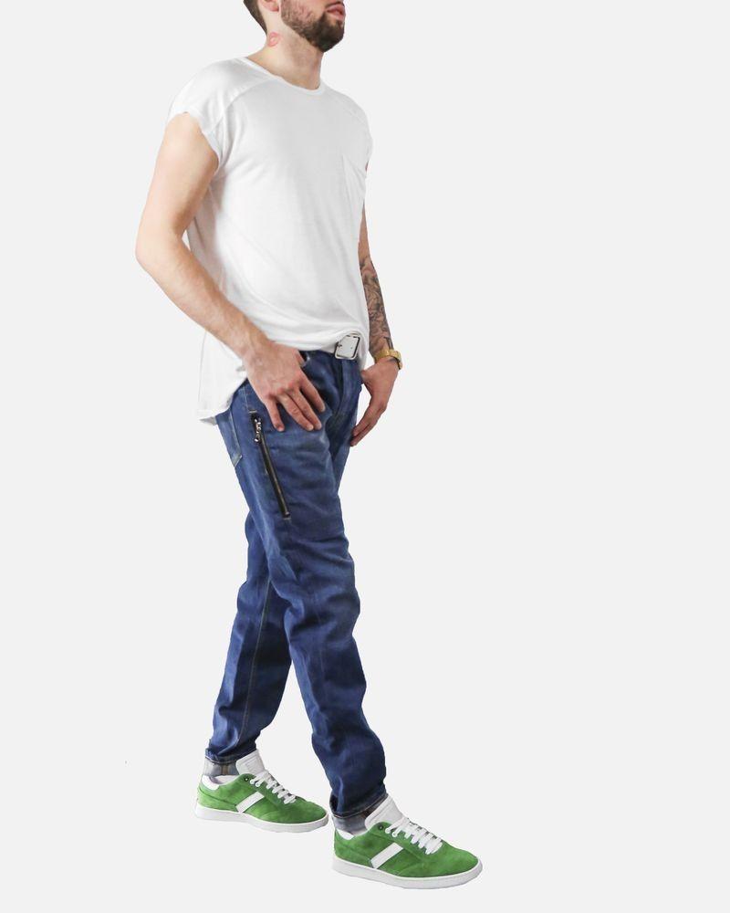 Jean skinny zippé Low Brand