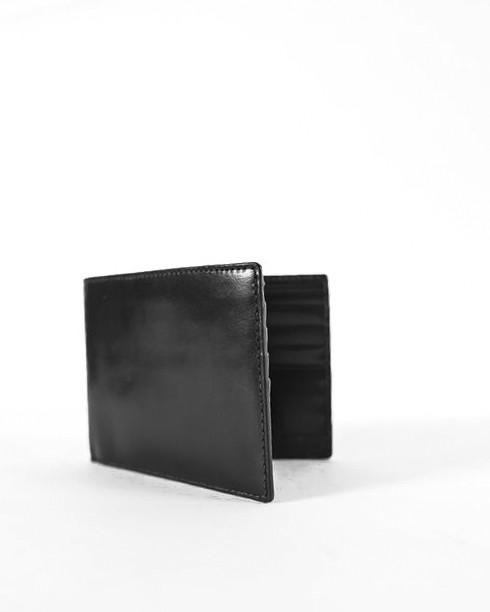 Portefeuille noir Coach