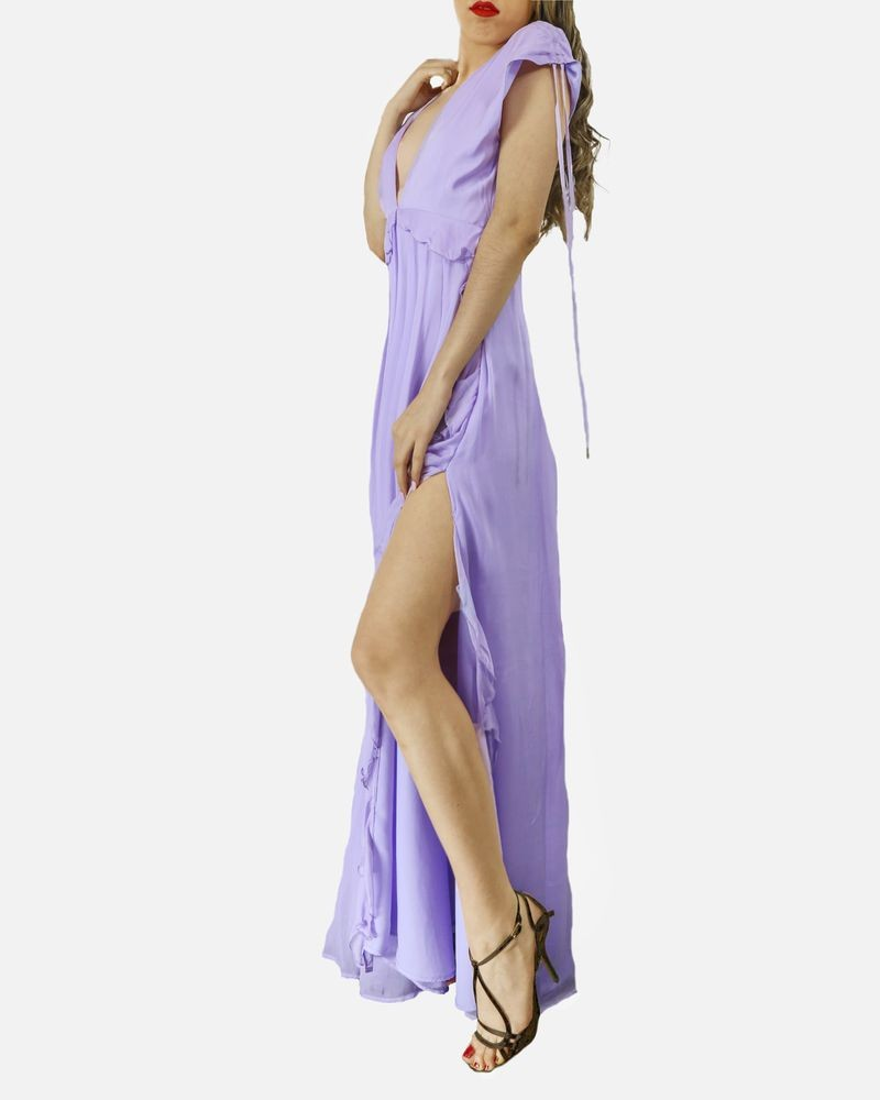 Robe Violette Space Style Concept