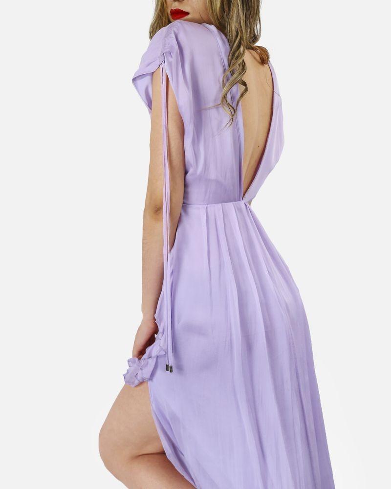 Robe Violette Space Style Concept