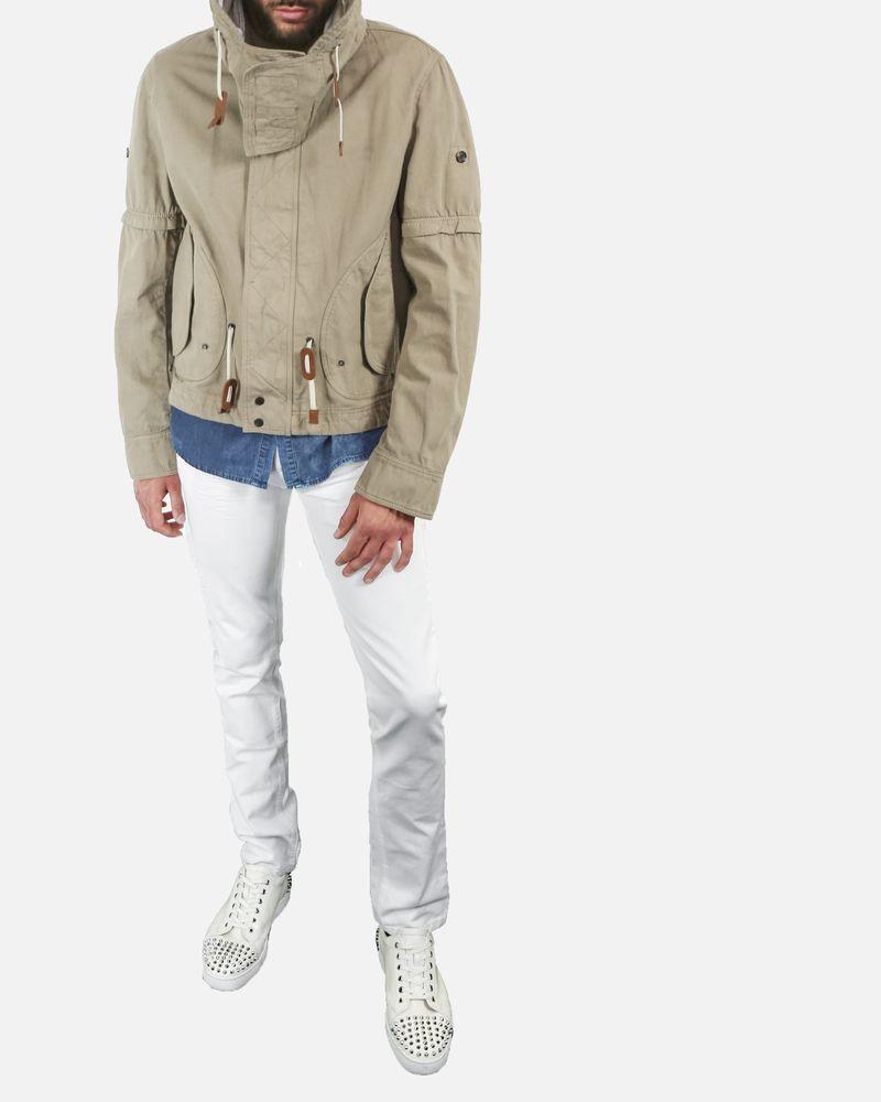 Veste à capuche Beige Dolce & Gabbana