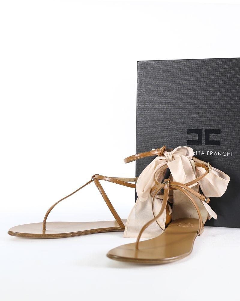 Chaussures Beige Elisabetta Franchi