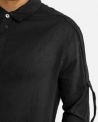 Chemise noir ample Lost & Found