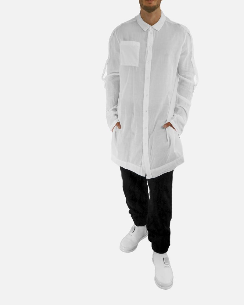 Chemise blanche ample Lost & Found