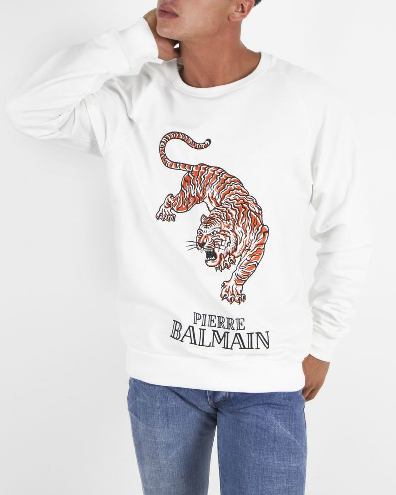 sweat balmain pas cher paris