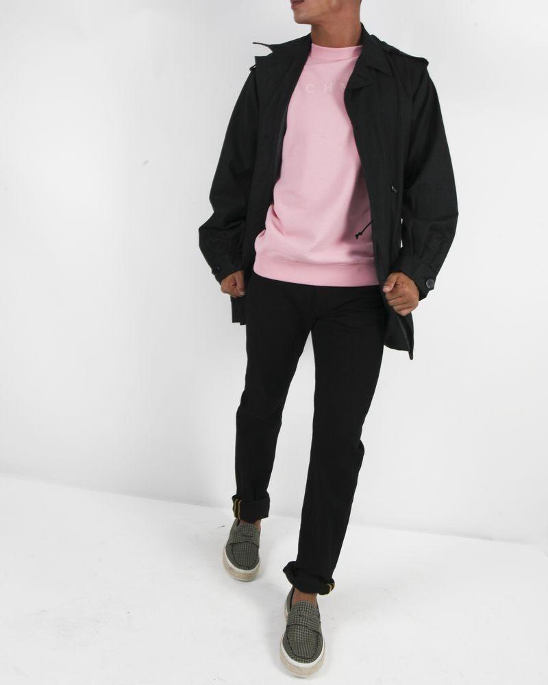 Manteau noir Marchand Drapier
