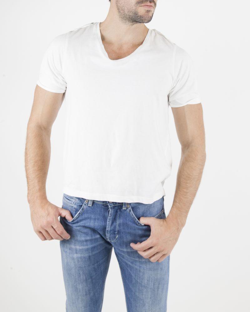 T-Shirt blanc Balmain