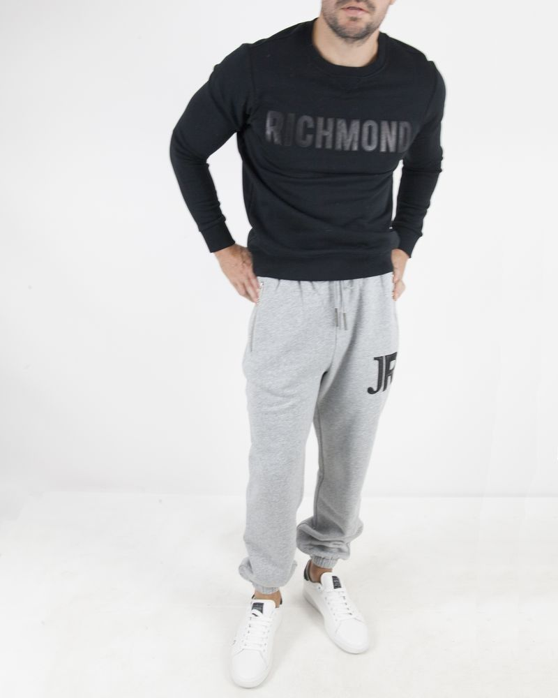 Pantalon de jogging gris John Richmond