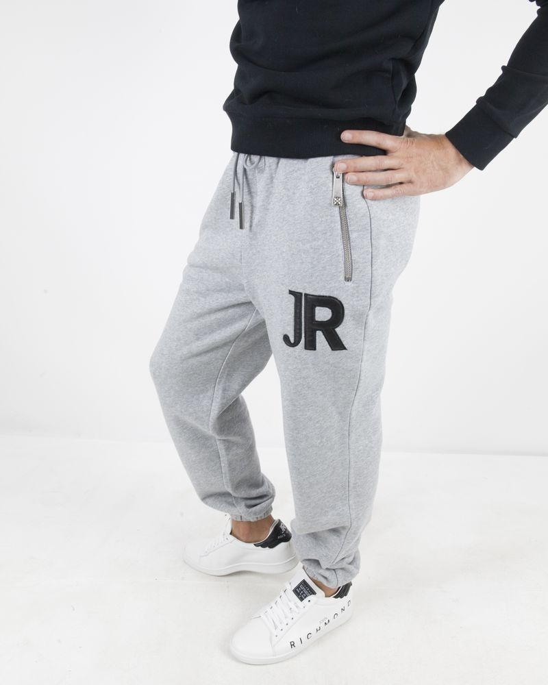 Pantalon de jogging gris John Richmond