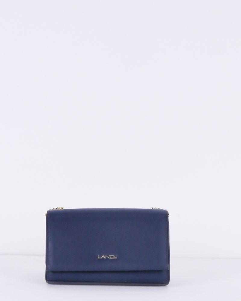 Pochette bleue Landi