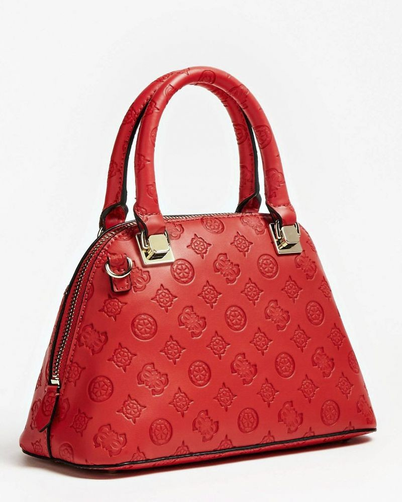 Sac a main rouge Guess