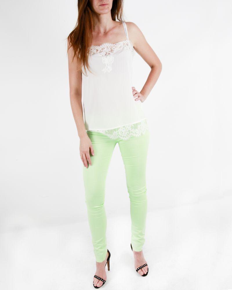 Pantalon vert Philipp Plein