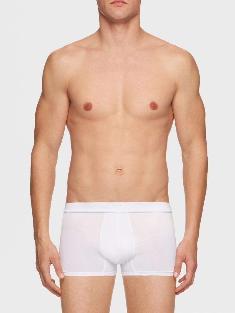 Boxer en coton blanc Ermenegildo Zegna