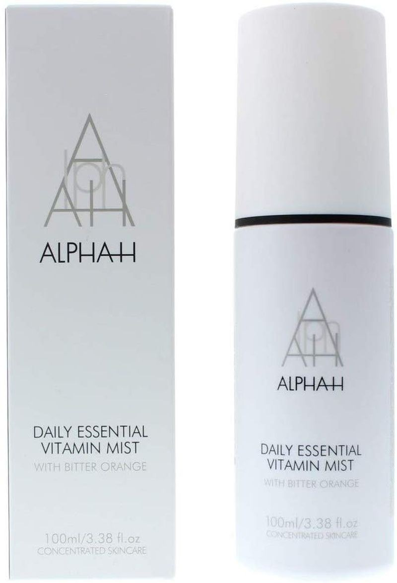 Brume de vitamines essentielle quotidienne 100 ML Alpha H