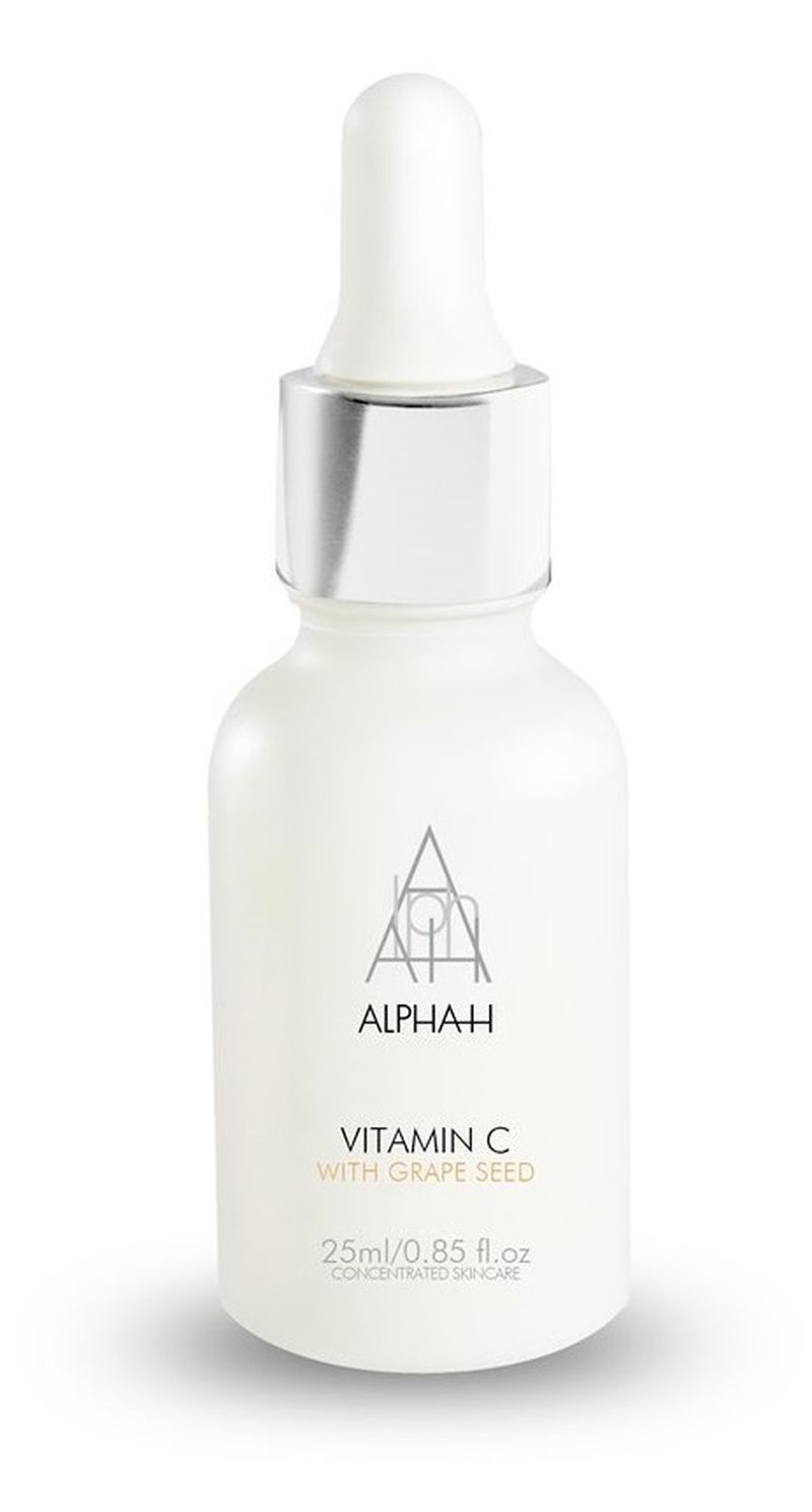 Sérum anti-oxydant blindé en vitamine C 25 ML Alpha H
