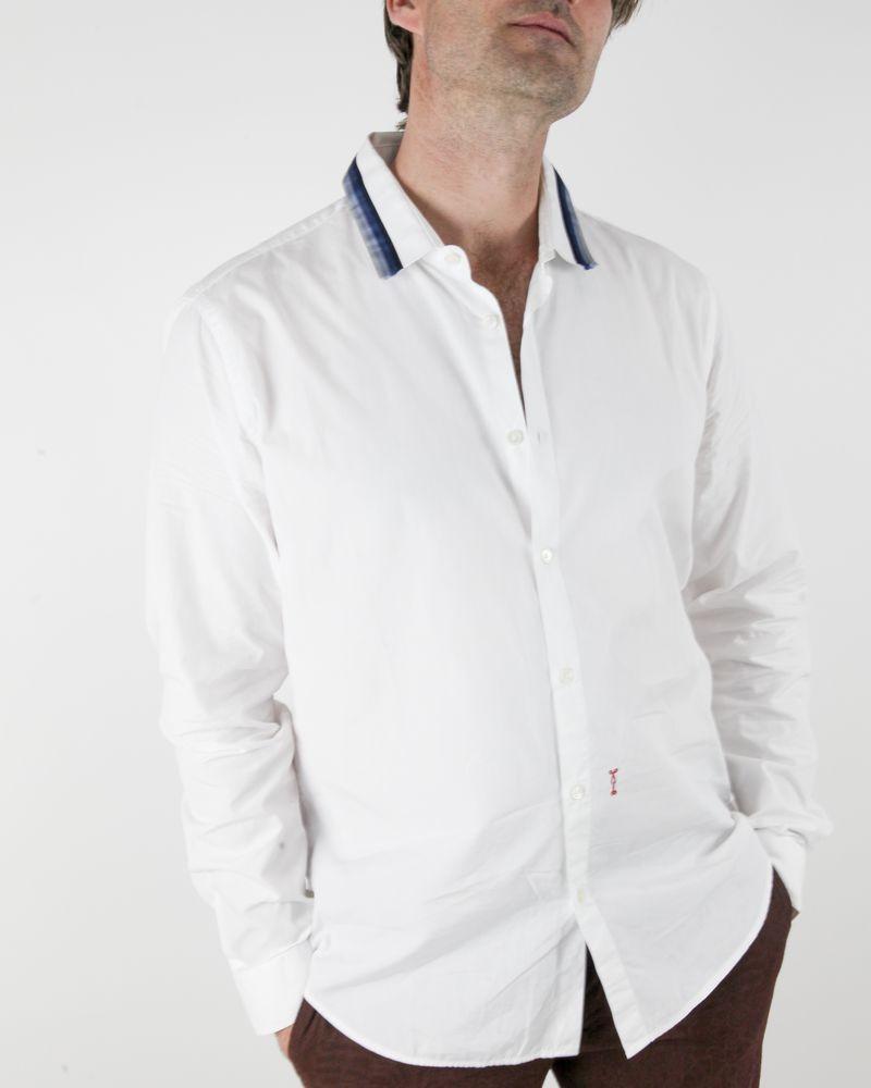 Chemise blanche Marchand Drapier
