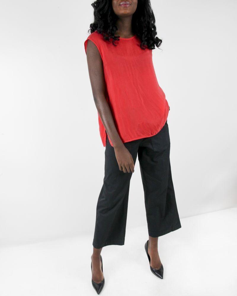 Pantalon ample noir Department 5 femme