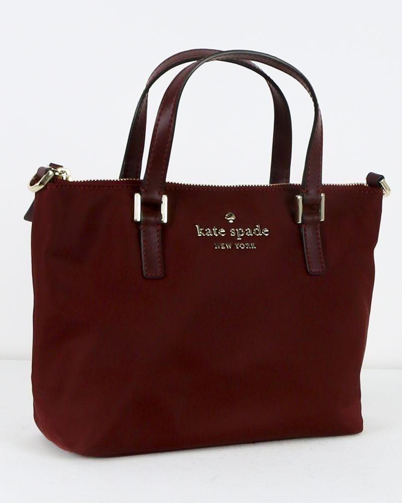 Petit sac à main Bordeaux Kate Spade