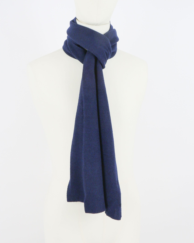 Echarpe bleue Woolgroup