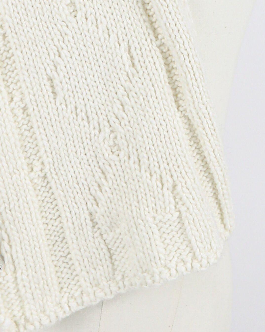 Echarpe beige Woolgroup