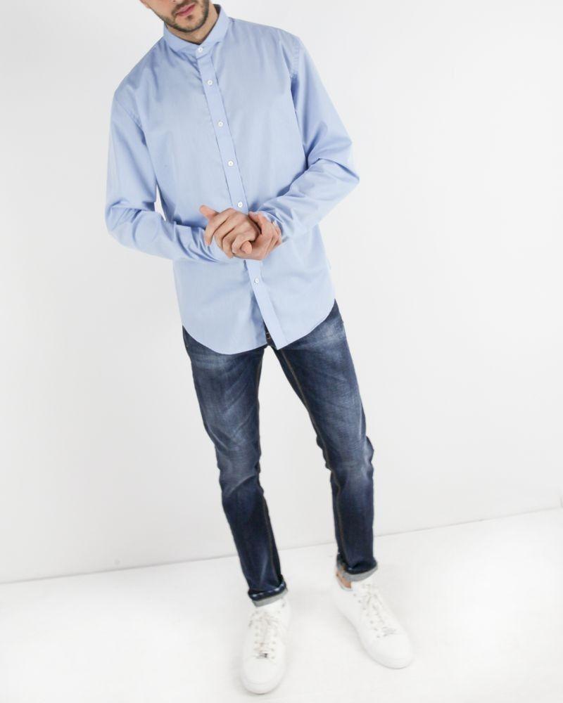 Chemise bleue Ly Adams