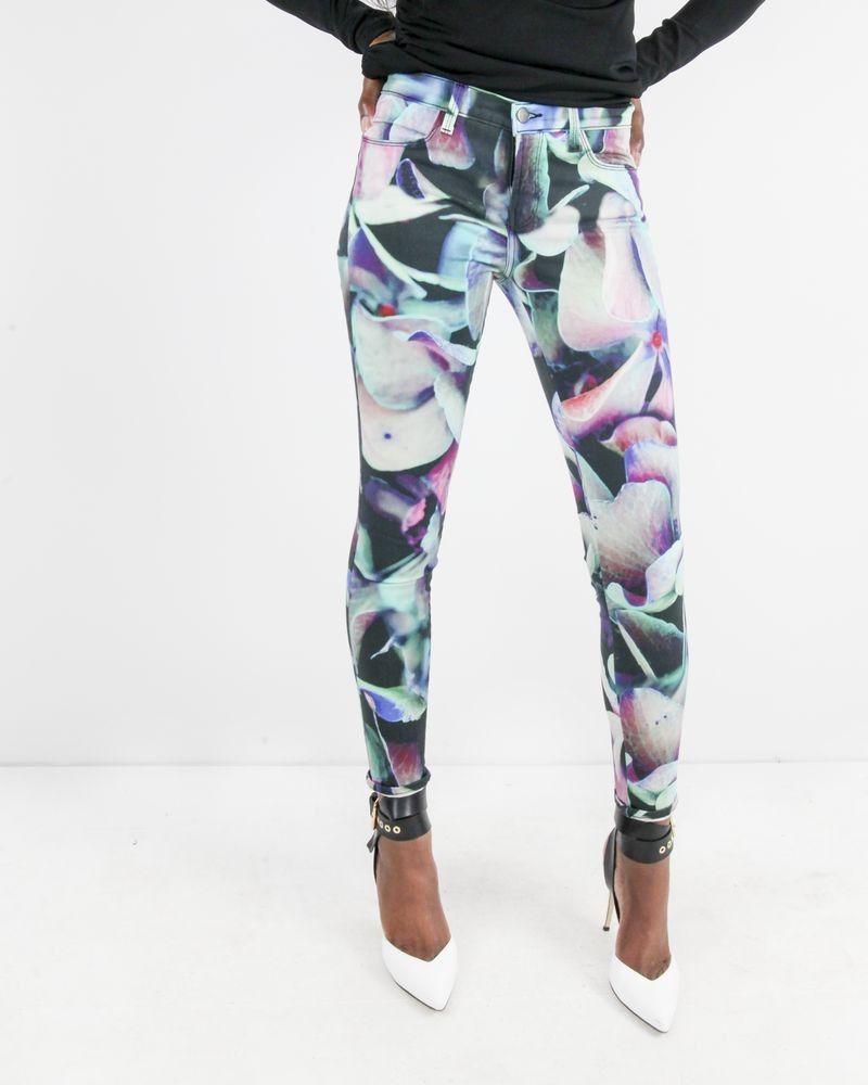Pantalon super skinny multicolore Jbrand
