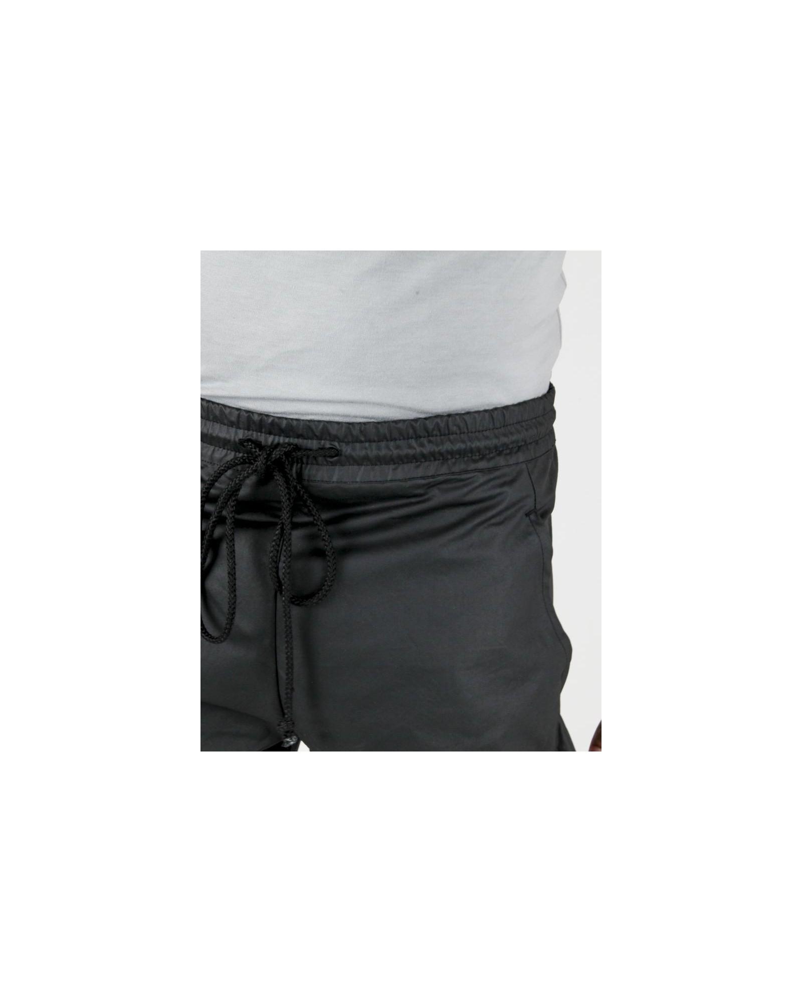 Short noir à poches oversize Lost & Found