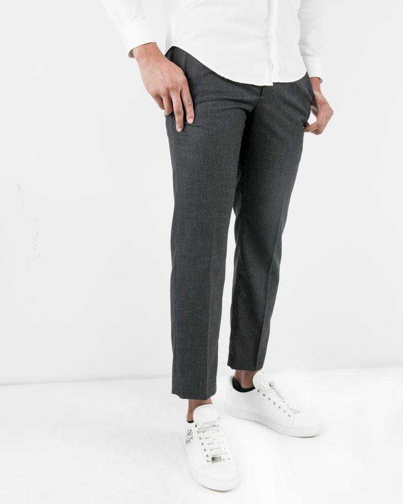 Pantalon gris John Galliano