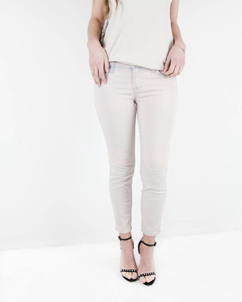 Crop jeans rose Jbrand