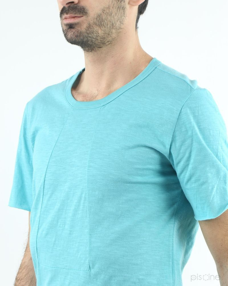 T-Shirt turquoise Lost & Found