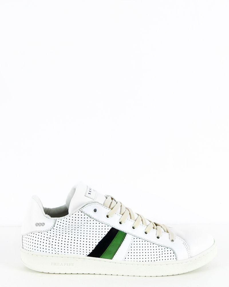 Baskets blanche Serafini