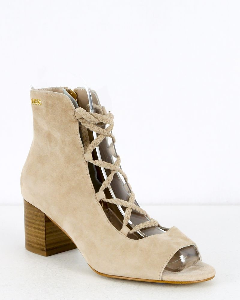 Chaussures beige à lacets Liu Jo