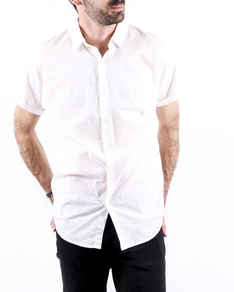 Chemisette en coton blanc Zadig & Voltaire
