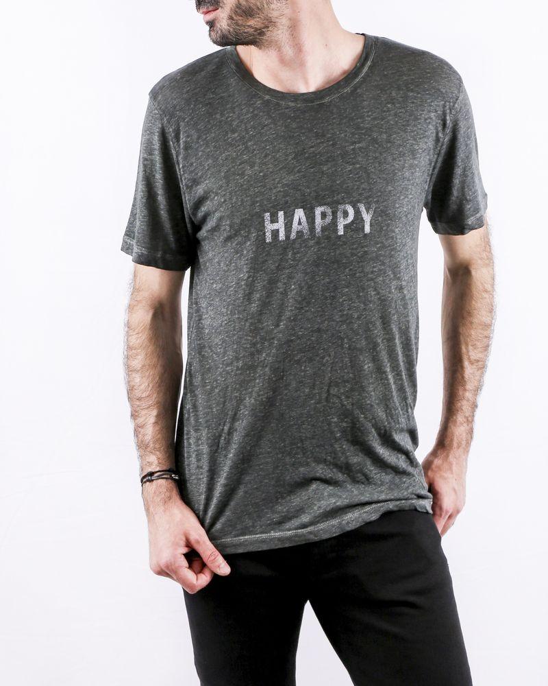 T-Shirt gris happy Zadig & Voltaire