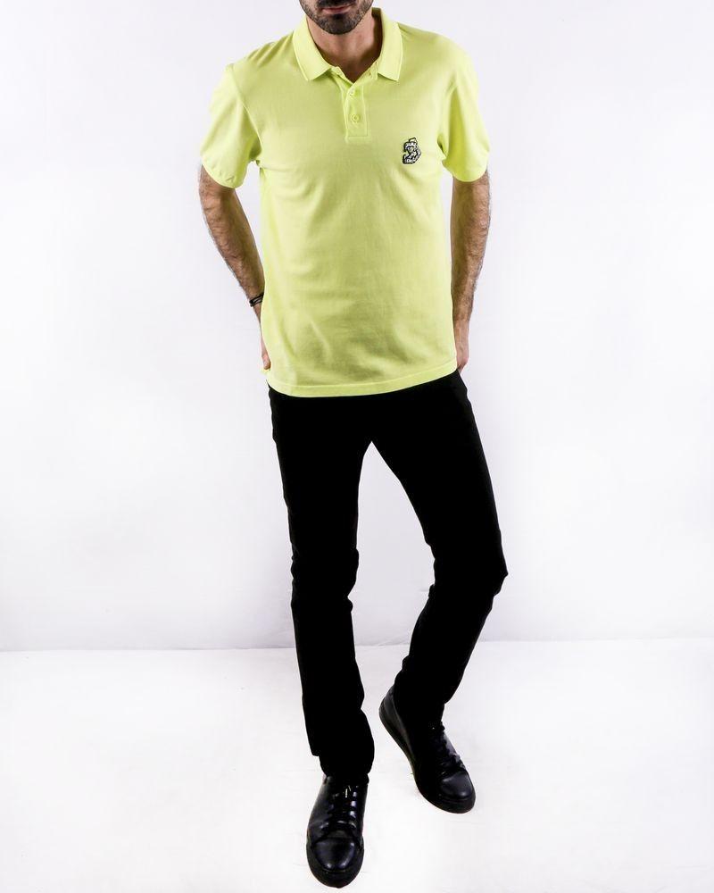 Polo en coton jaune Zadig & Voltaire