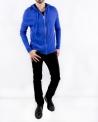 Gilet en coton bleu Zadig & Voltaire