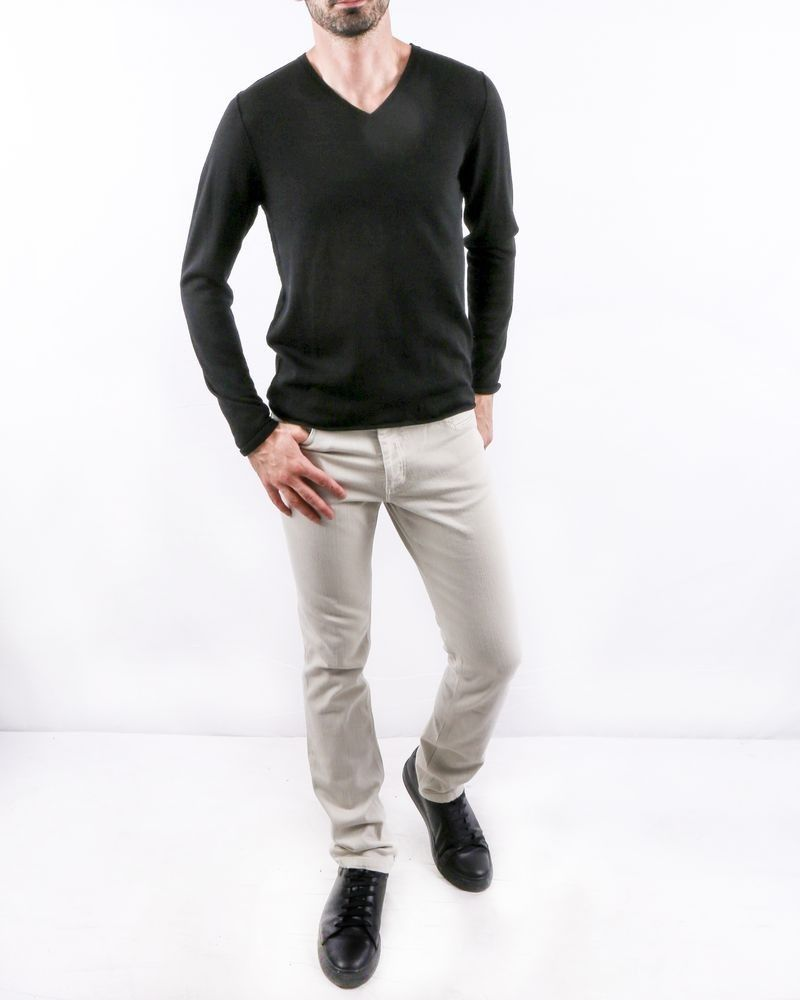 Pull en laine noir Zadig & Voltaire