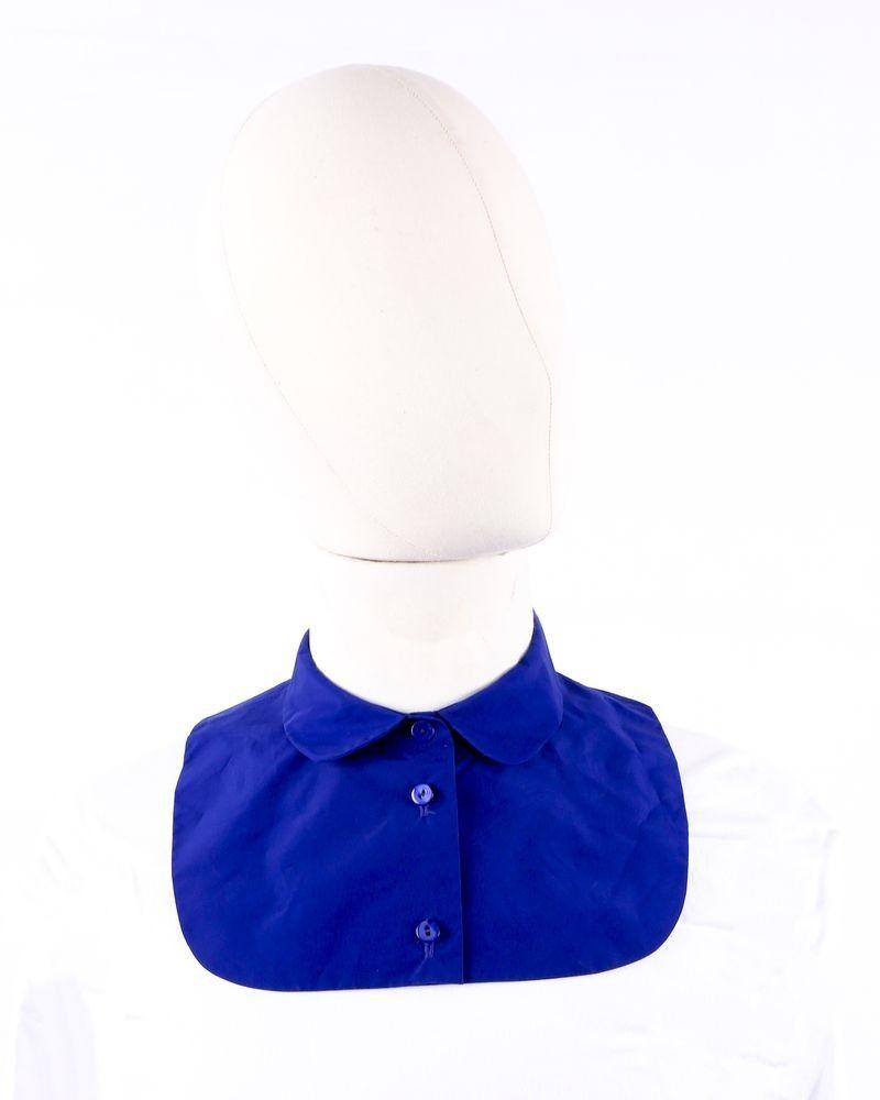 Col claudine amovible bleu Carven