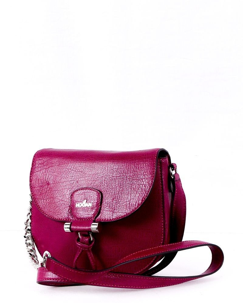 Sac à main rose fushia Hogan