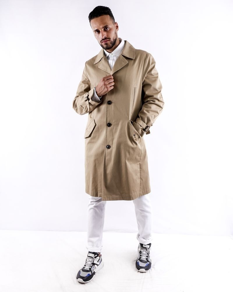 Trench coat beige Ly Adams