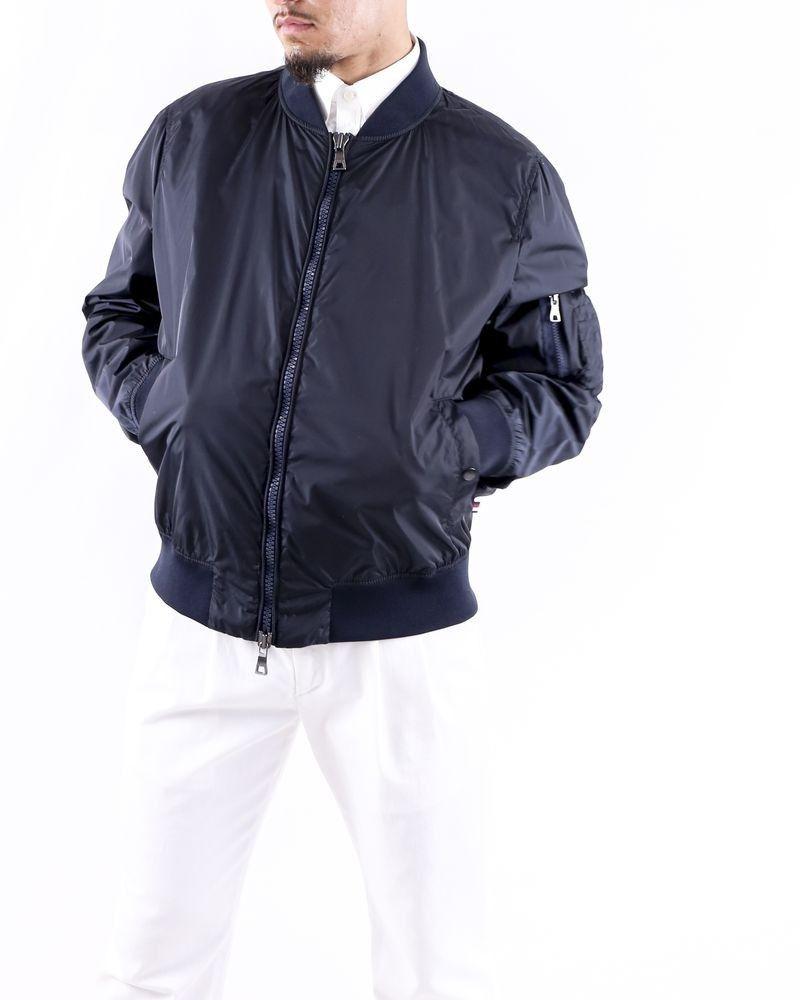 Teddy bleu à poches Tommy Hilfiger
