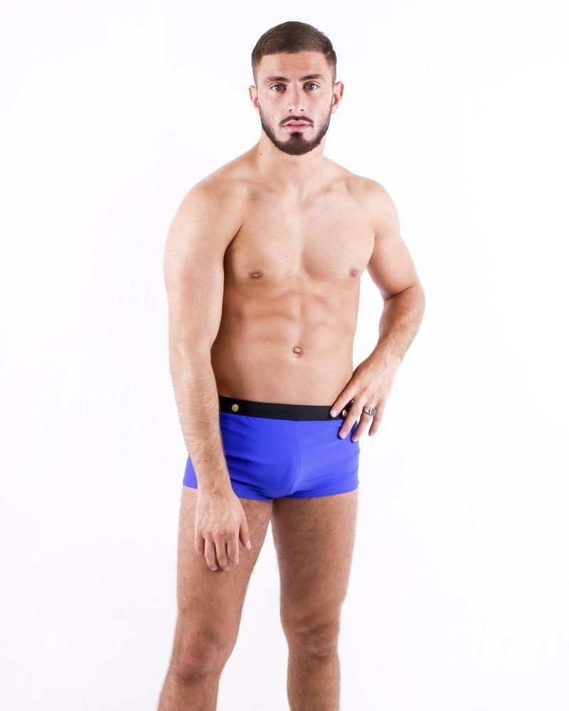 Maillot de bain bleu Robinson Les Bains