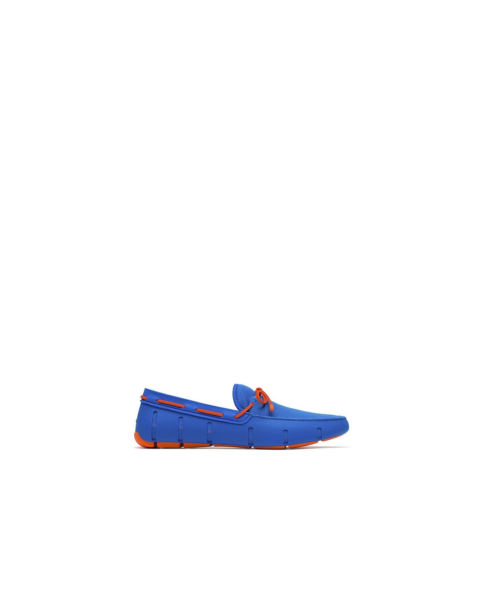 Mocassin bleu et orange Swims