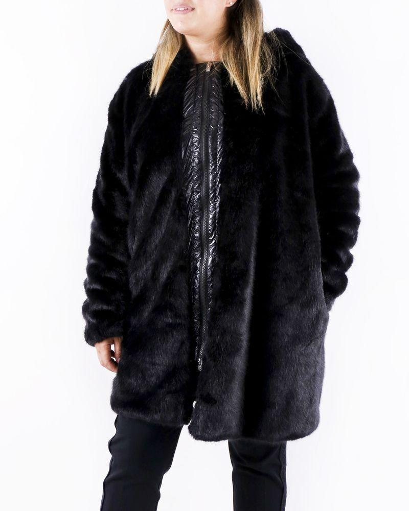 Manteau en fourrure synthétique Jijil