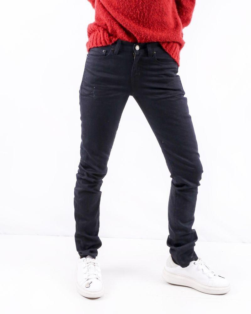 Jean slim fit noir Yves Saint Laurent